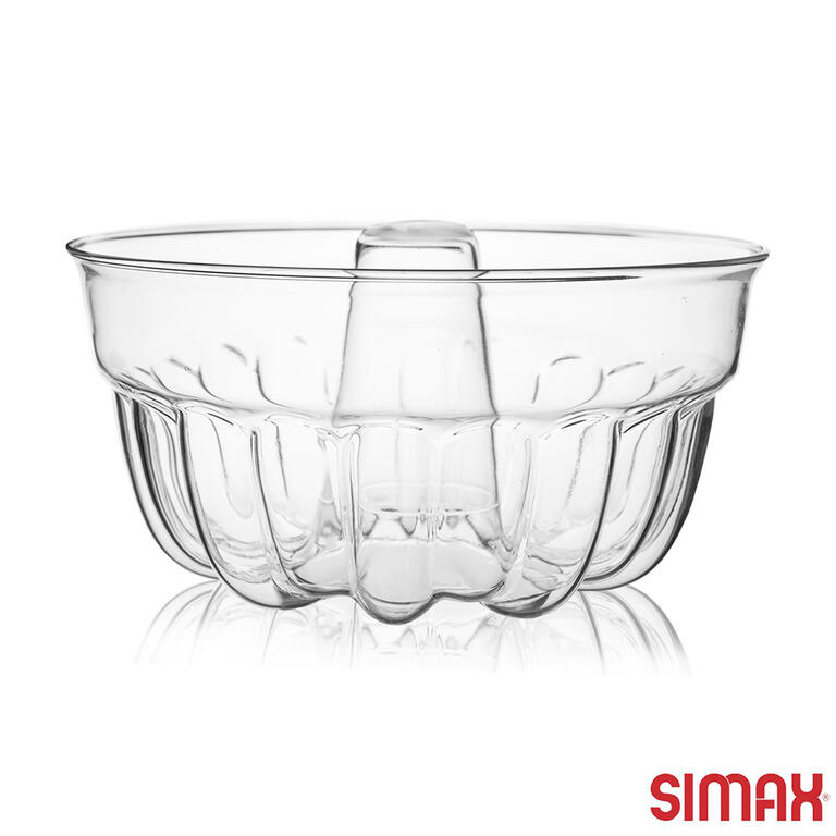 SIMAX forma na bábovku 1,3 l ¤ 21 cm
