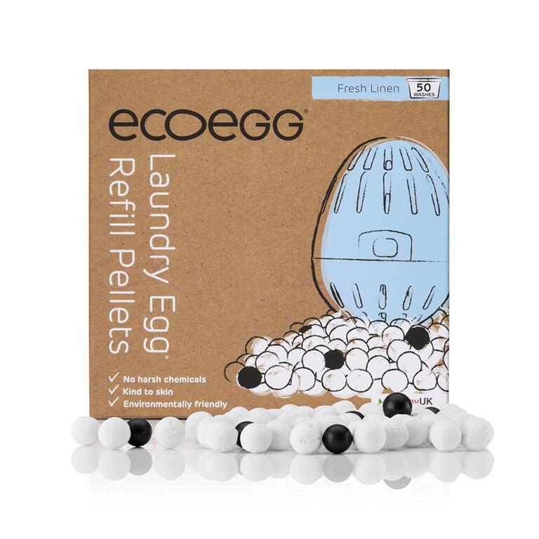 Náplň do pracího vajíčka Ecoegg 50 praní aroma svěží bavlna
