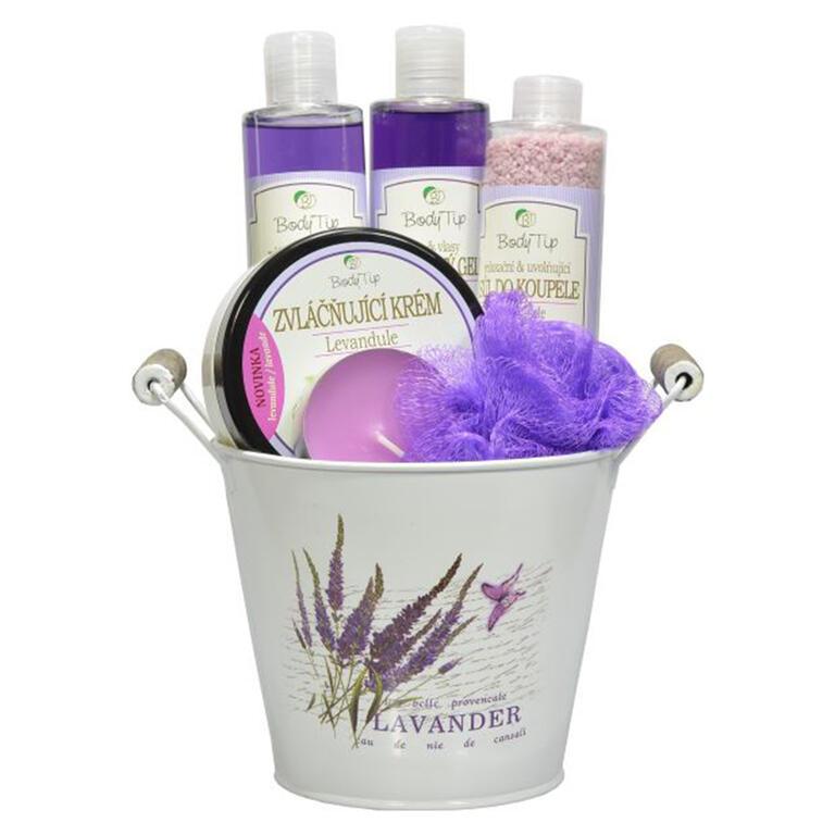 Dárkové balení kosmetiky LEVANDULE