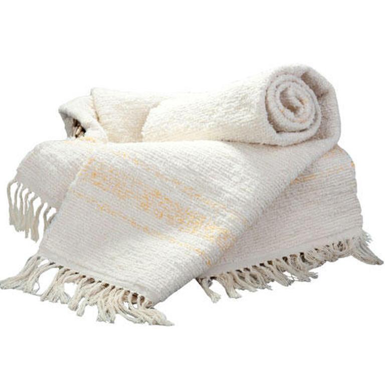 Ručně tkaný kobereček délka 140 cm