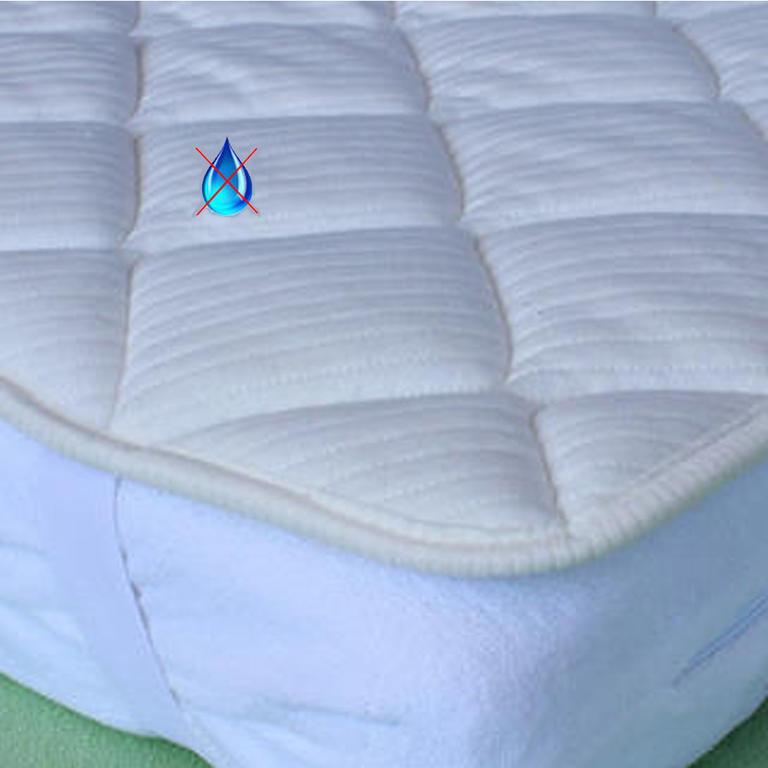 Dětský prošívaný chránič matrace