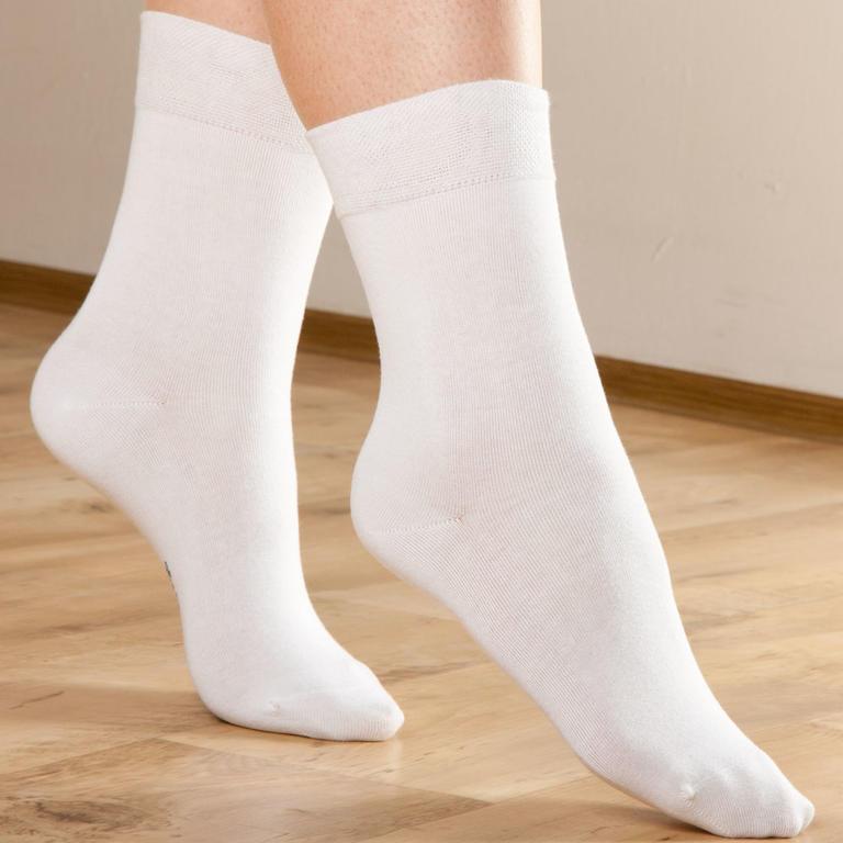 Zdravotní ponožky 3 páry vel. 6 - 8 - 1