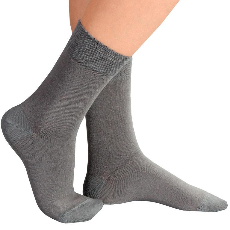 Ponožky s bambusovým vláknem mix barev  - 1