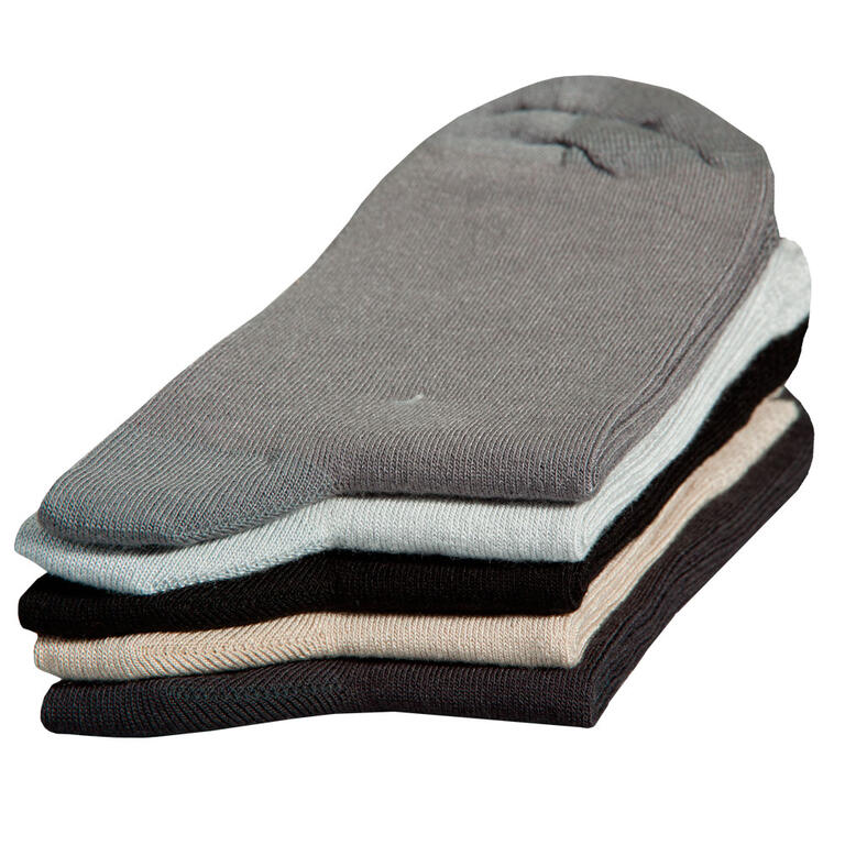 Ponožky s bambusovým vláknem mix barev vel. 39 - 40 - 1