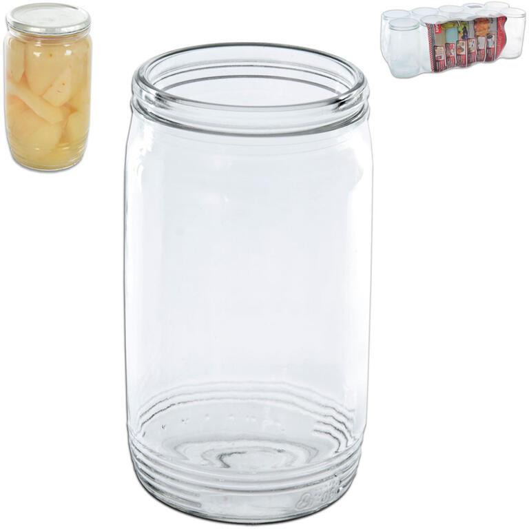 Zavařovací sklenice Omnia 0,7 l - 8 kusů