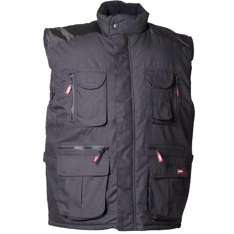 Pánská vesta VICENZA černá XL - 1