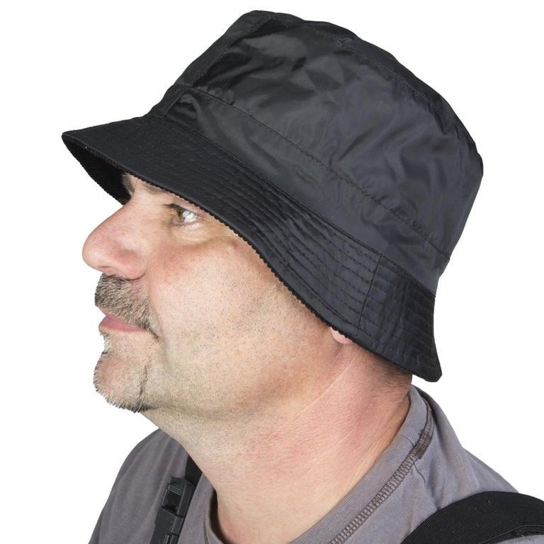 Nepromokavý pánský klobouk vel. 60 - 1