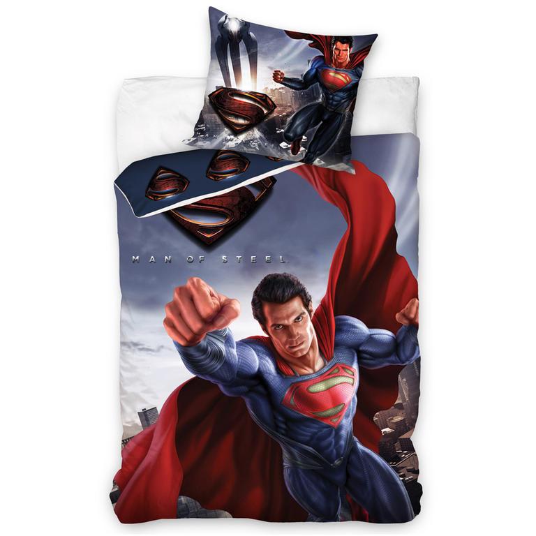 Dětské ložní povlečení Superman Man of Steel