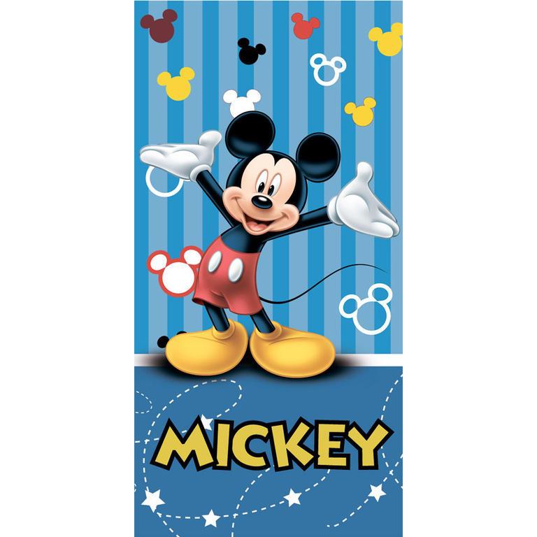 Dětská bavlněná osuška Mickey