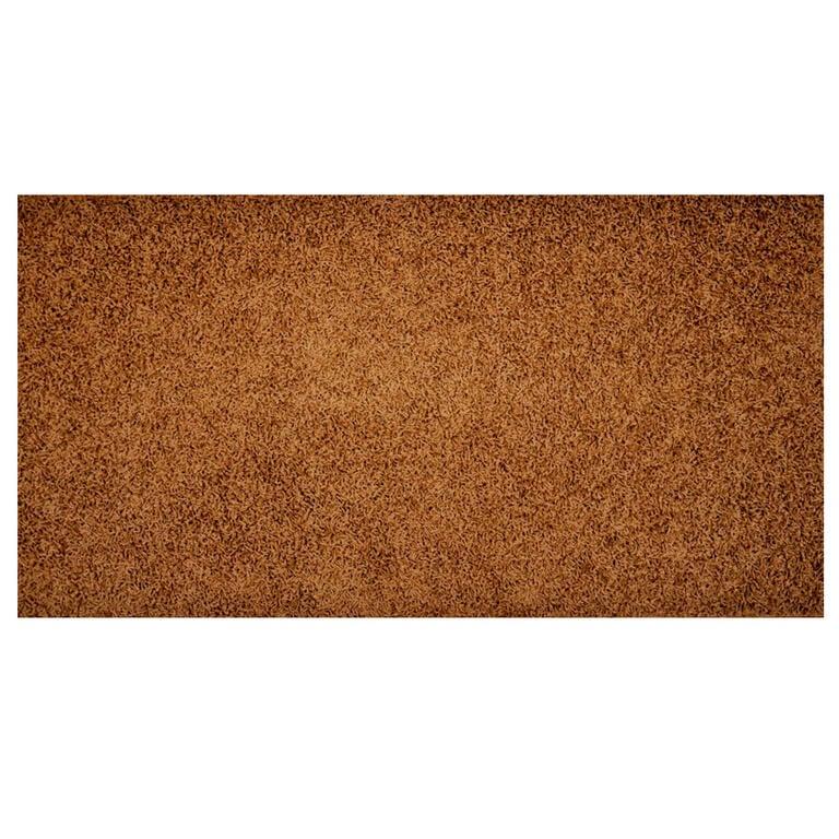 Koberec SHAGGY hnědý 60 x 110 cm - 1