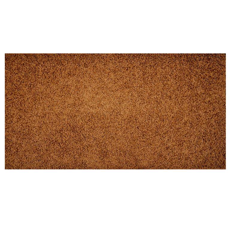 Vopi Kusový koberec SHAGGY hnědý 120 x 170 cm