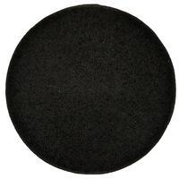 Kulatý koberec SHAGGY antracit - 1/2