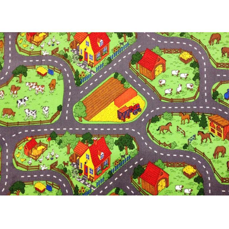 Kusový koberec FARMA