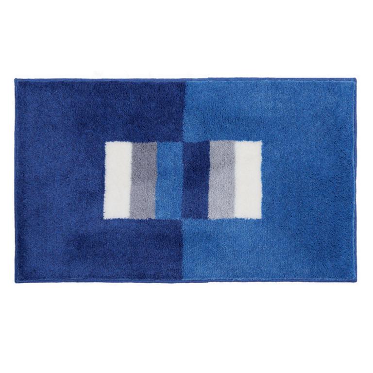 Koupelnová předložka CAPRI modrá