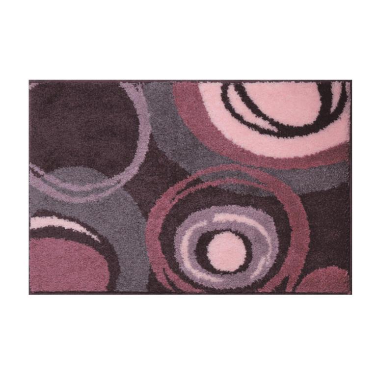 Koupelnová předložka PACIOS fialová
