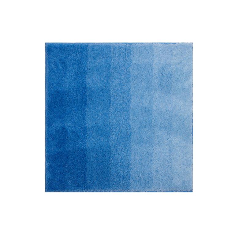 Koupelnová předložka RIALTO modrá k umyvadlu