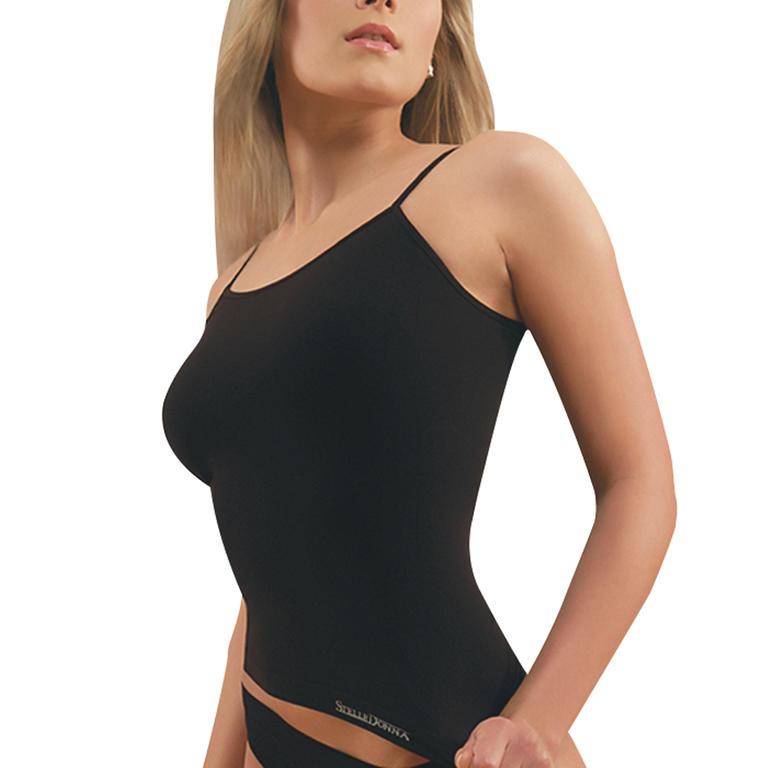 Bezešvá košilka Sandra tělová L/XL