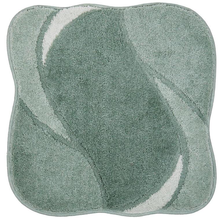 Koupelnová předložka REGENT zelená k umyvadlu - 1