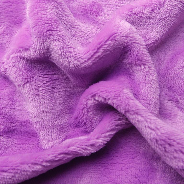 Napínací prostěradlo SLEEPWELL mikroplyš lila