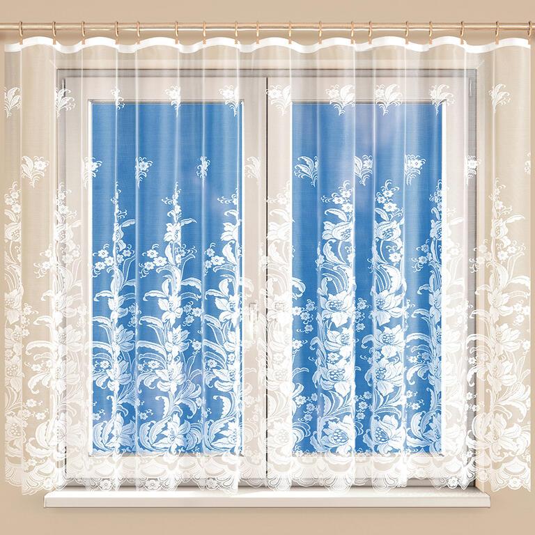 Hotová žakárová záclona JULIE 350 x 160 cm