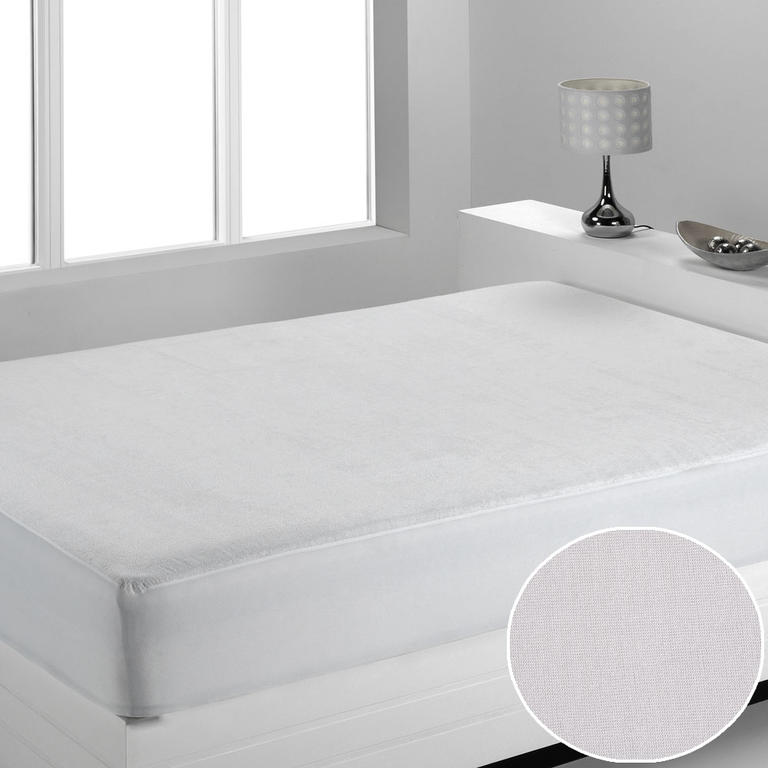 Voděodolný bavlněný matracový chránič Naranja 80 x 200 cm