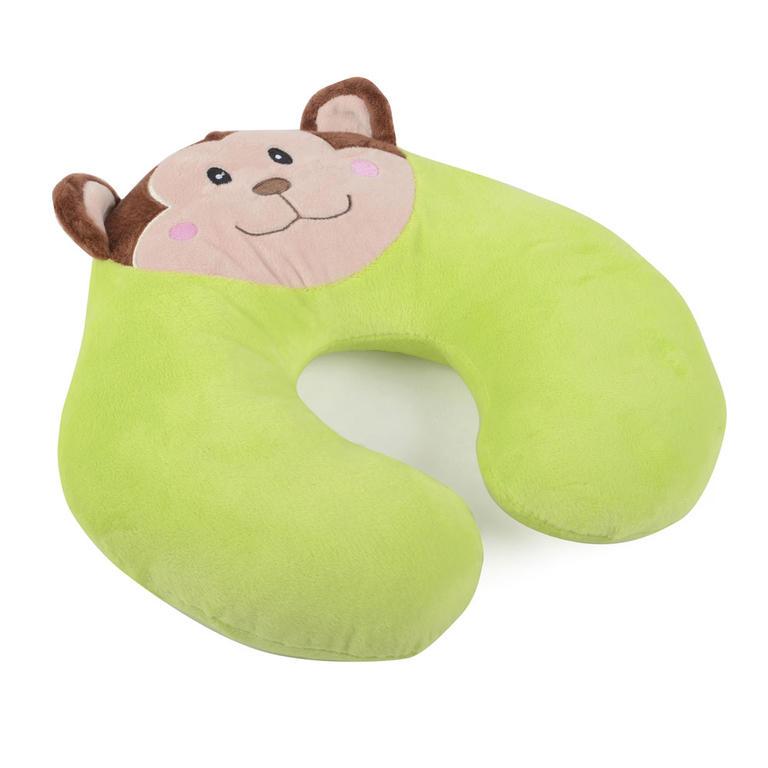 Novega Dětský záhlavník KIDDER Opička 30 x 32 cm