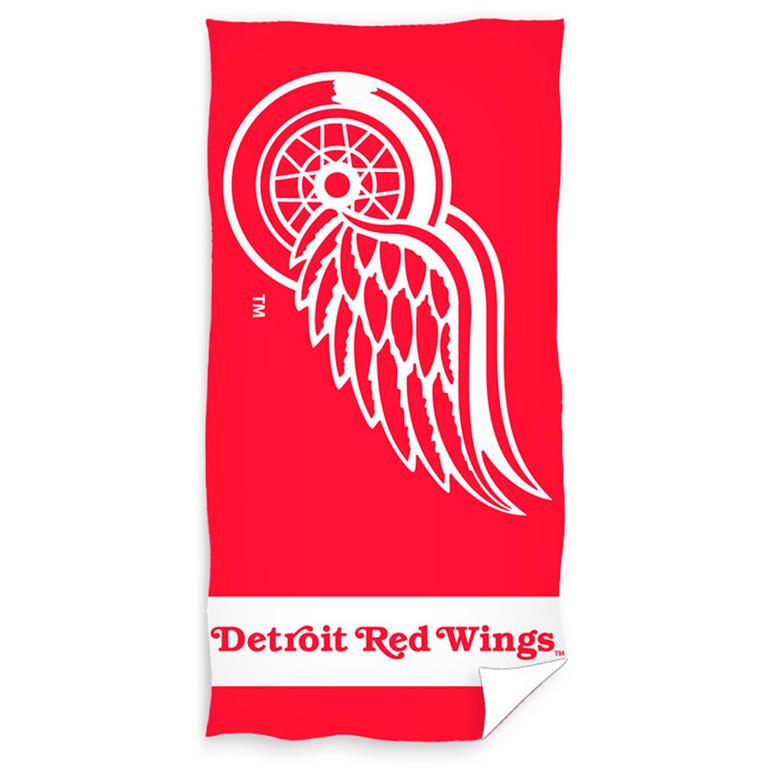 Tip trade Osuška NHL Detroit Red Wings 70x140 cm