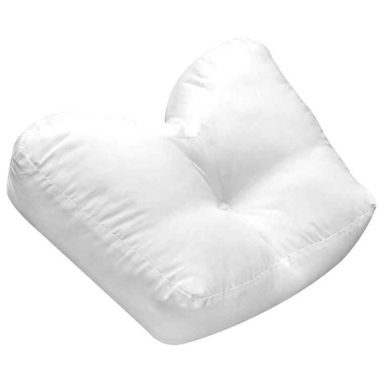 Anatomický polštář pro spaní na boku 52 x 40 cm