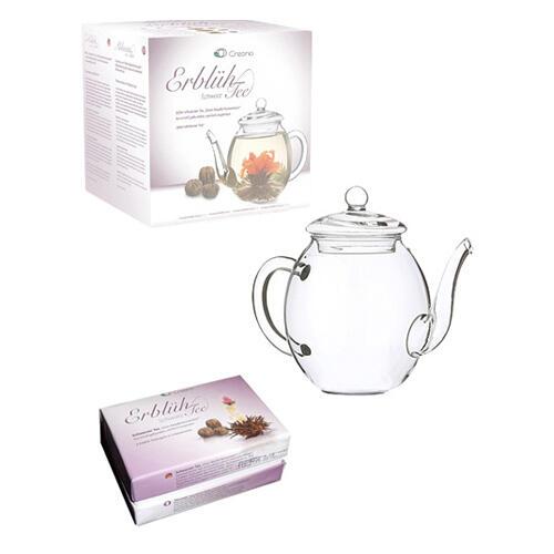 Kompletní dárková sada - černý čaj