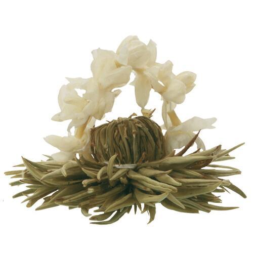 Kvetoucí čaj bílý - Stříbrná romance 2 ks