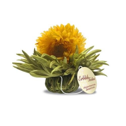 Kvetoucí čaj Tealini - Vanilkový rozkvět  - 1