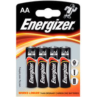 Alkalické baterie Energizer 4x AA - 2/2