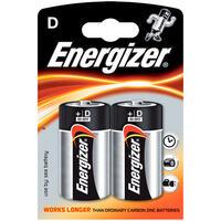 Alkalické baterie Energizer 2x D - 2/2