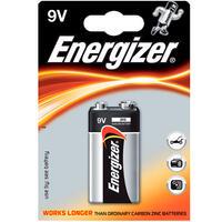 Alkalická baterie Energizer 9V - 2/2