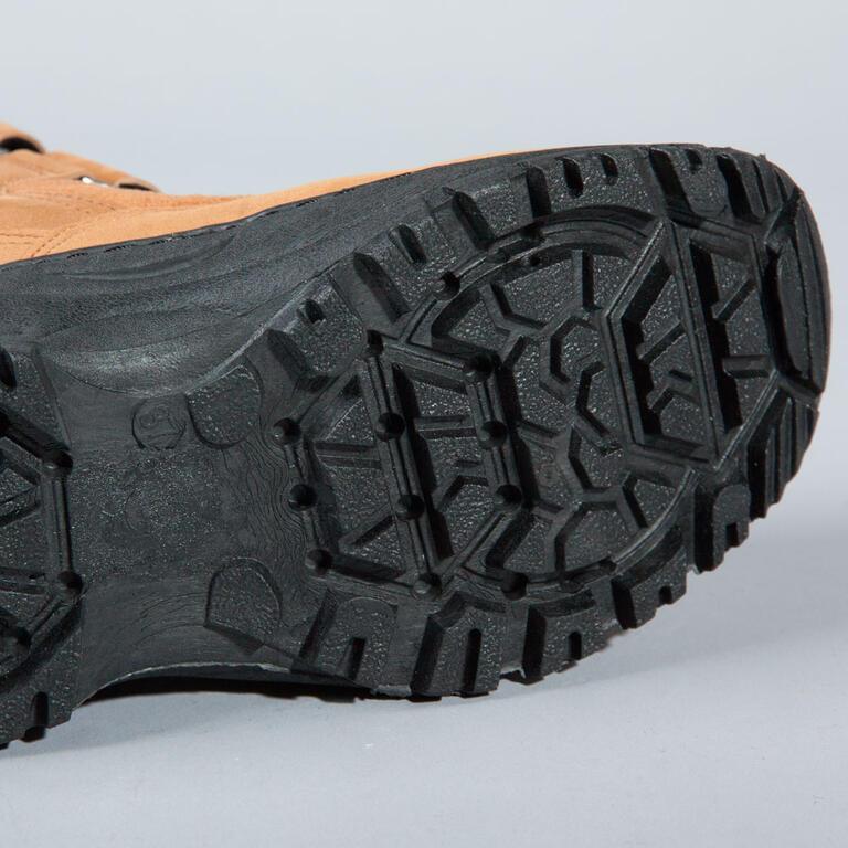 Zimní boty s hřejivým beránkem hnědé vel. 36 - 2