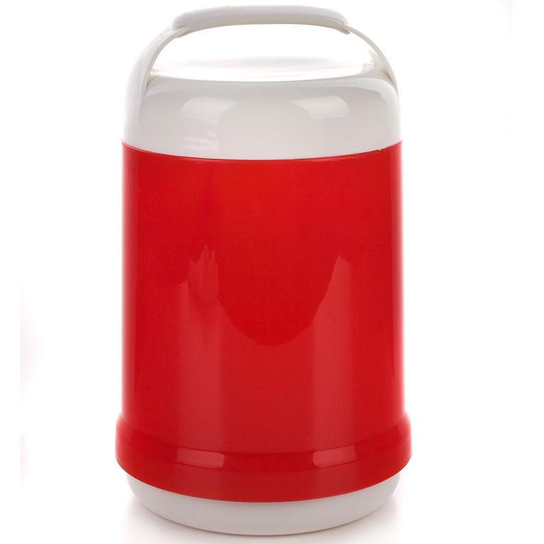 Plastová termoska na potraviny Red Culinaria, BANQUET 1 l - 2