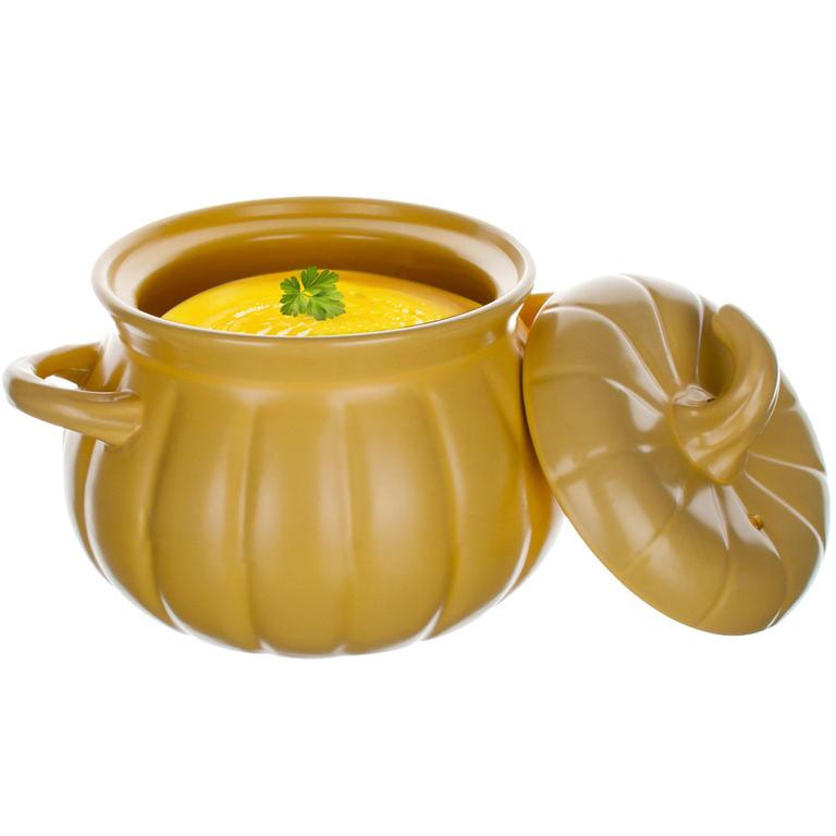 Keramický hrnec Pumpkin  - 2