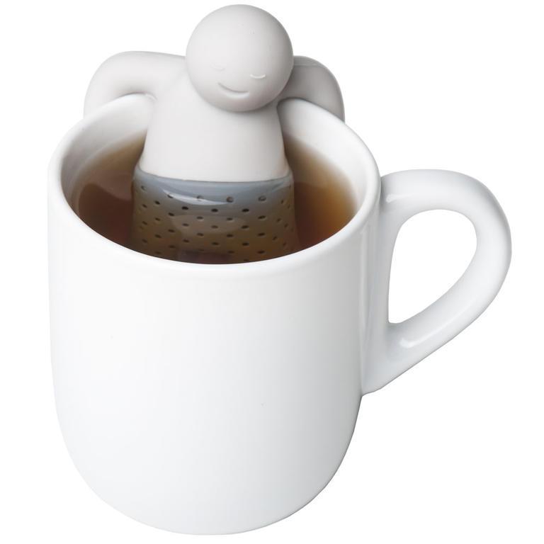 Silikonové sítko na čaj FRED  - 2
