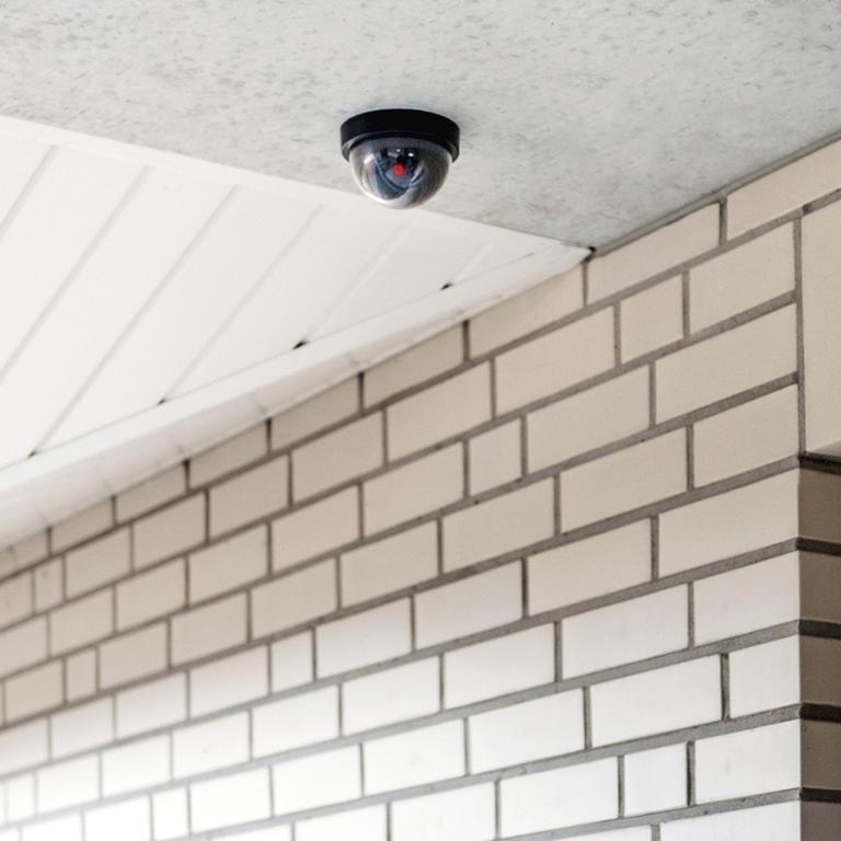 Falešná bezpečnostní kamera  - 2