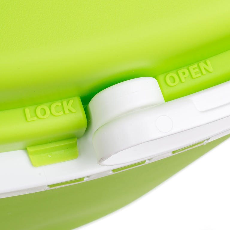 Chladící box 24 l světle zelený, BANQUET  - 2