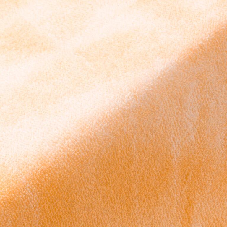 Batikované napínací prostěradlo froté oranžová jednolůžko - 2