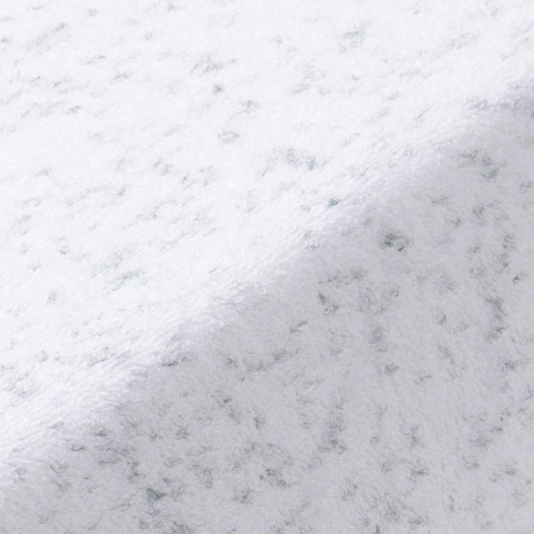 Napínací froté prostěradlo MELÉ bílá dvojlůžko - 2
