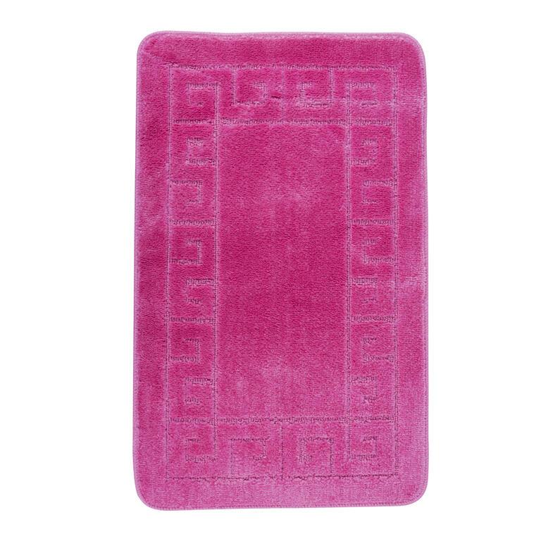 Koupelnové předložky GRUND růžové  - 2