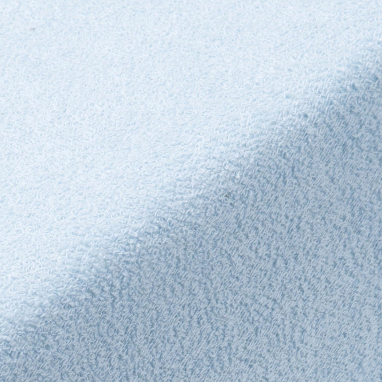 Napínací prostěradlo froté EXCLUSIVE ledově modrá  - 2