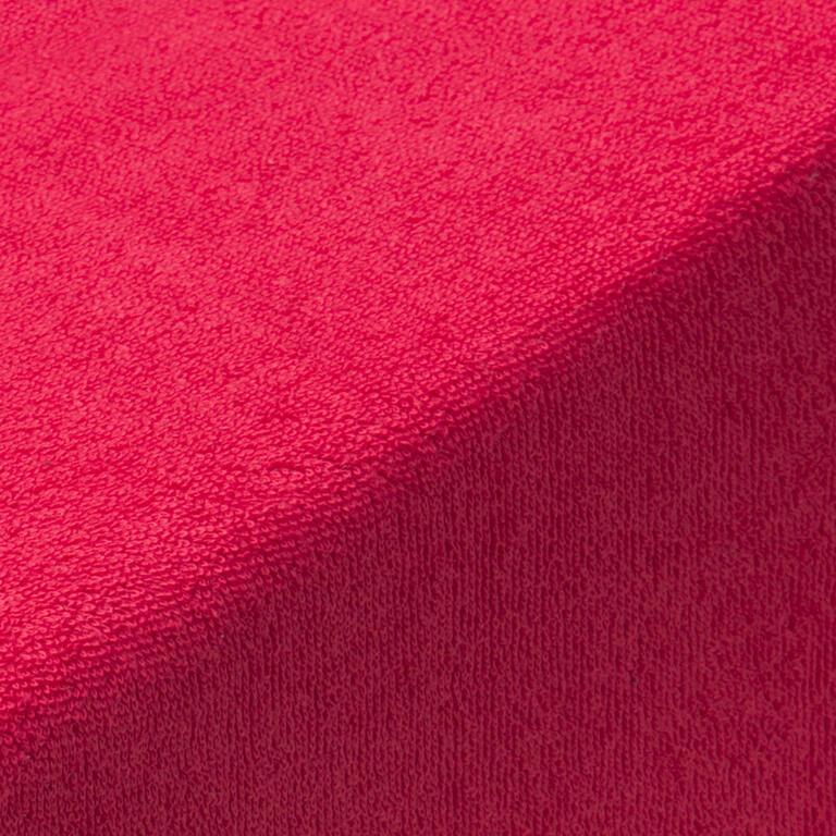 Napínací prostěradlo froté EXCLUSIVE červená  - 2