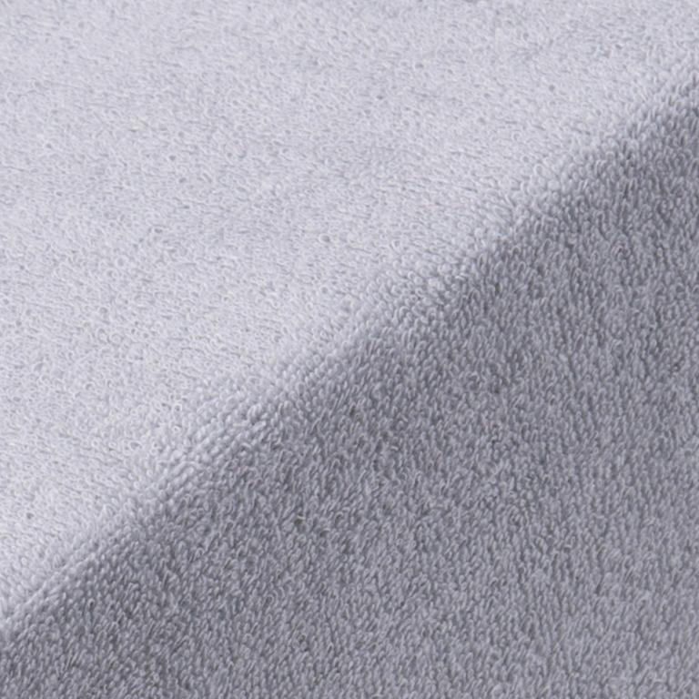 Napínací prostěradlo froté EXCLUSIVE platinově šedá jednolůžko - 2