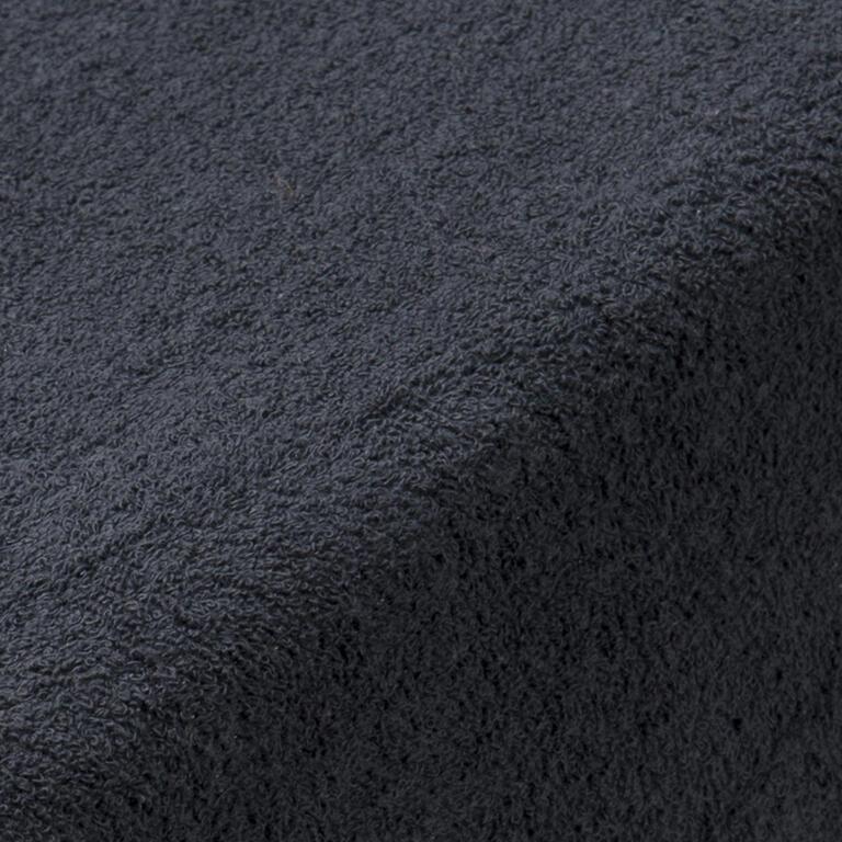Napínací prostěradlo froté EXCLUSIVE černá dvojlůžko - 2