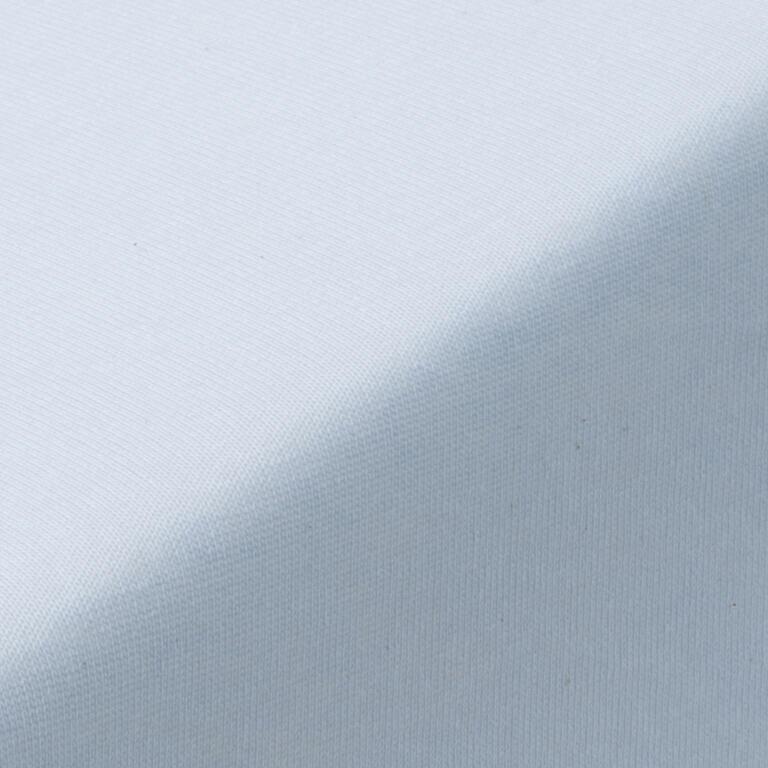 Napínací prostěradlo jersey EXCLUSIVE ledově modrá  - 2