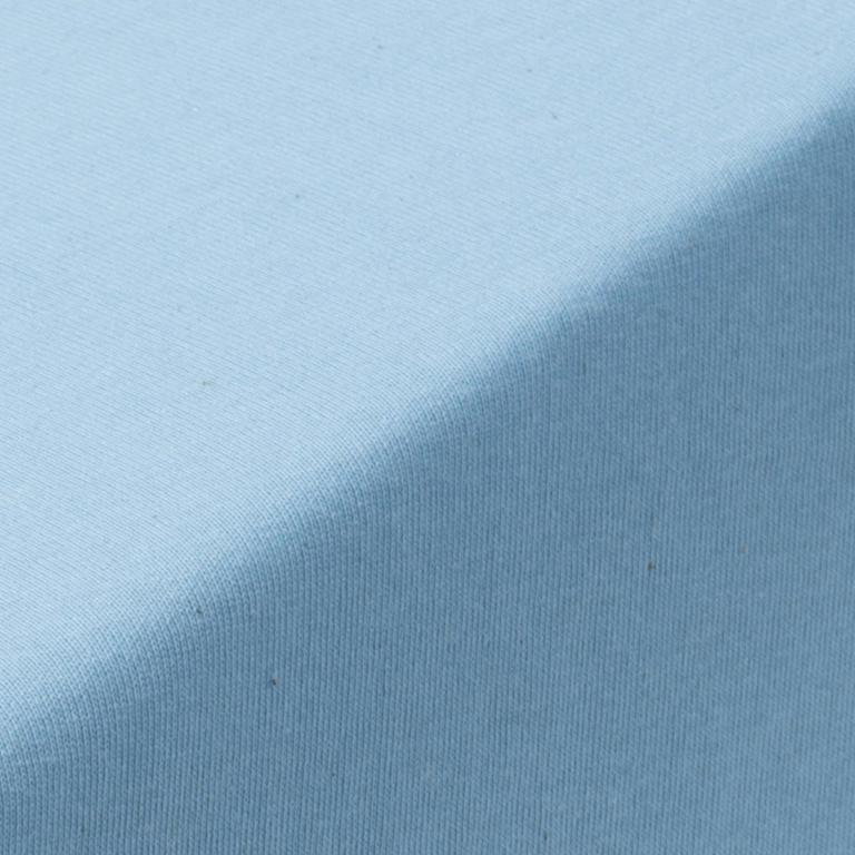Napínací prostěradlo jersey EXCLUSIVE modrá jednolůžko 2 ks - 2