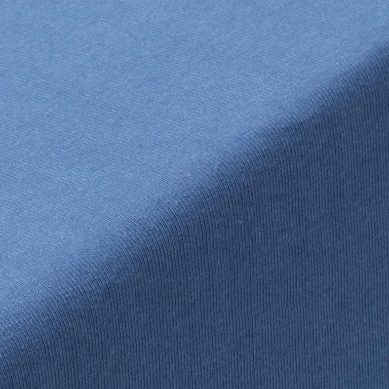 Napínací prostěradlo jersey EXCLUSIVE královská modrá  - 2